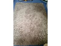 Large rug size 114cm x 165cm. Approx