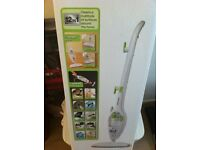 Morphy Richards 12in1 Steam Cleaner. Hand held unit used twice only, immaculate condition