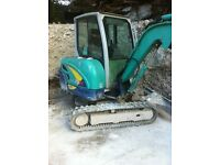 Digger YANMA for quick sale