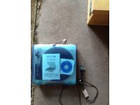 PROLECTRIX USB TURNTABLE WITH DISC MANUAL ETC NEVER USED
