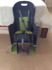 Boodie child's bike seat