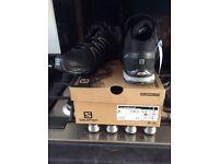 Salomon XA Bondcliff shoe size 8.5