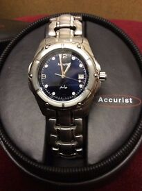 Gents Automatic Accurist Watch
