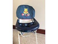 Dolls Winnie the Pooh High Chair