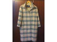 Vintage Burberry ladies coat