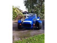 Westfield wide body seiw registered 2009 on a 86 donor engine not a Q
