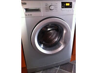 SILVER BEKO WASHING MACHINE DELIVERY