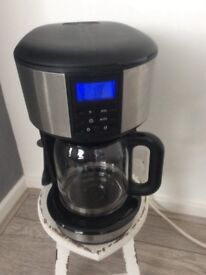 Russell Hobbs Buckingham Coffee Maker.