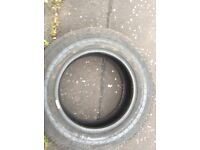 Transit wheel & tyre continental 195/70 15c
