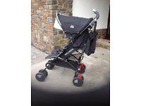 Maclaren Techno XT Stroller Black/Silver