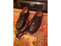 Mens kilt brogue shoe size 10