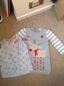 Jumper Dress & Top (2/3 yrs)