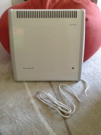 Electric Panel Heater - 750w (never used) - Consort PLC075NC