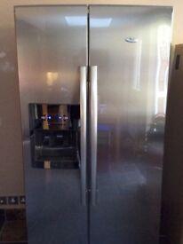 Whirlpool American Fridge Freezer For Sale