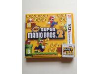 Nintendo 3ds *FREE P&P* Super Mario game
