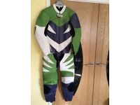 Leathers one piece UK size 42 Akito Devil good condition