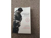 American Sniper Book - new