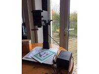 Colour Enlarger DURST M305 + Colour Meter + PATERSON Thermo-Drum