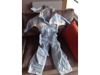 Kids Trespass all-in-one ski suit age 3-4