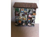 Street Cats ornaments with display stand (FULL SET)
