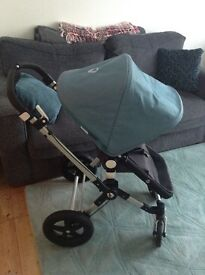 Bugaboo Cameleon 3 (Petrol Blue) with Accessories