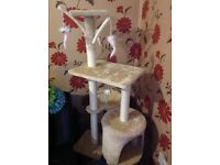 For sale a cat climbing frame