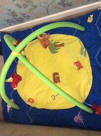 Treasure Island Playmat