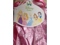 Sleeping beauty dressing up outfit