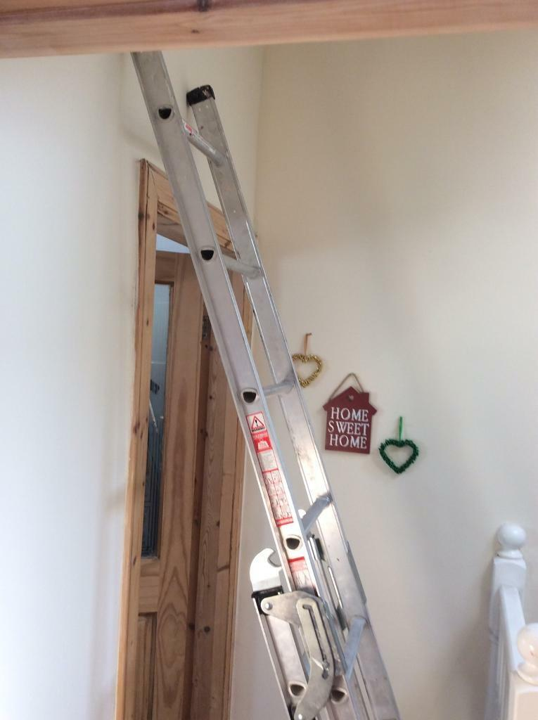 Abru Ladder Very Good Condition In Blackpool