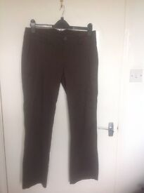 Ladies summer trousers