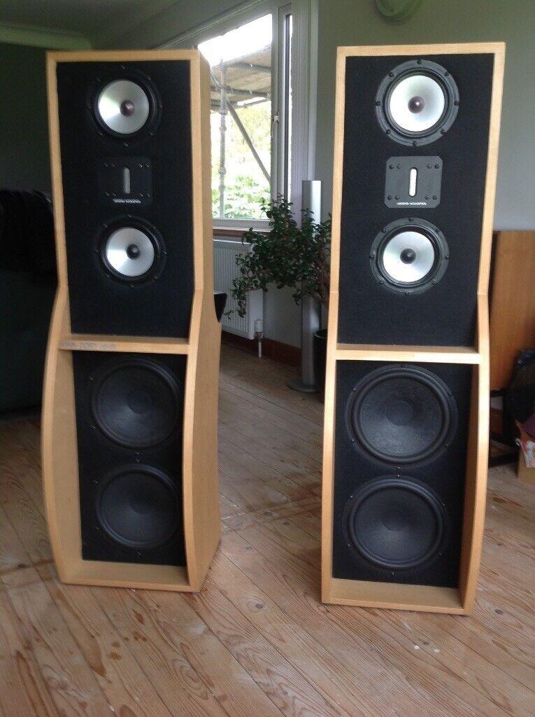 Linkwitz Phoenix Style Open Baffle Speakers | in Dumfries, Dumfries and  Galloway | Gumtree