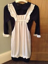 Girls Victorian dressing up outfit