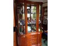 Large antique cabinet