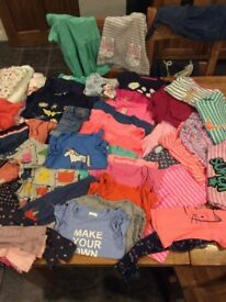 Age 2-3 huge clothing bundle, excellent condition