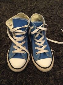 Converse all stars size 12