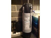 Lonsdale 4ft heavy duty punch bag
