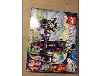 Lego Elves Raganas Magic Shadow Castle