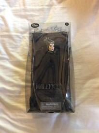 Rare Disney store maleficent collectors doll