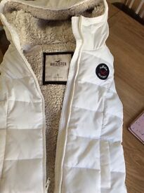 Gilet from Hollister, size Small
