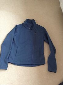 Bench jacket blue size L ladies casual unworn