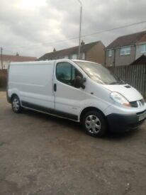 Renault, TRAFIC, Panel Van, 2007, Manual, 1996 (cc)
