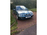 Rover45 (2001) 2lt turbo diesel Impression