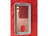 Belkin Grip Case for Galaxy S5 Phone Protection ( Clear/Gravel