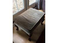 Parker Knoll foot stool