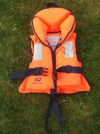 Plastimo child's life jacket