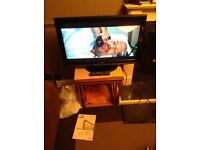 Panasonic Viera TX-L32X10BA 32 inch LCD 720p with freeview for sale.