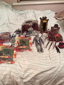 Doctor Who Bundle, Figures,Loose and Carded.