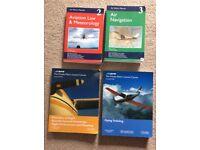 PPL aviation textbooks