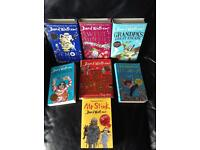 7 Books by David Walliams