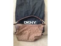DKNY ladies small hand bag